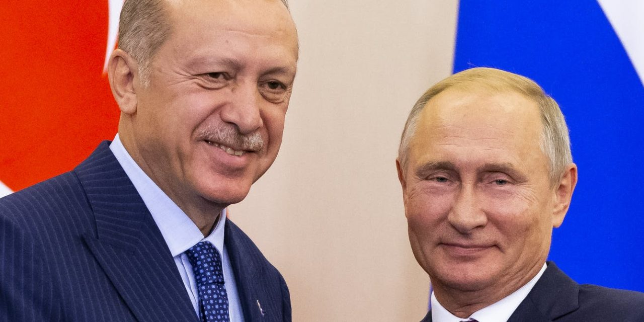 Russia's grand strategy: how Putin is utilizing Syria conflict to turn Turkey into Moscow's proxy – The Conversation UK