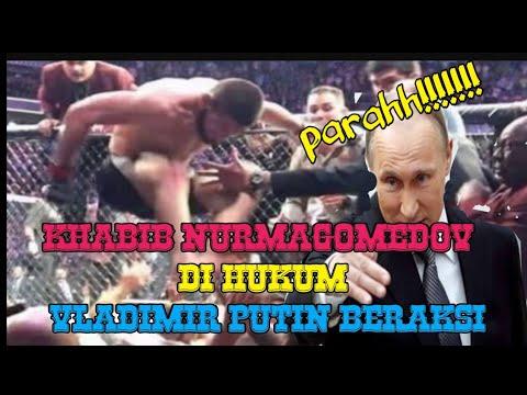 Khabib Nurmagomedov Di HUKUM //INILAH AKSI  Vladimir putin