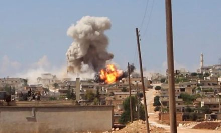 Trump group's hard talk with Syria working – in the meantime – to fend off chemical assault on Idlib