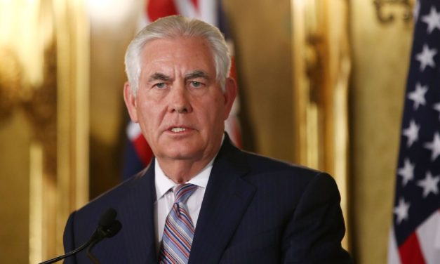 United States can collaborate with Russia on Syria no-fly areas, Tillerson claims