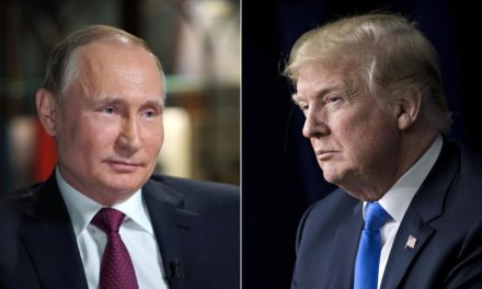 Putin can not wait on his following photo-op with Trump