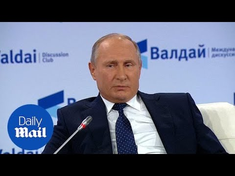 Putin discusses exactly how Trump aspires to fix U.S.-Russianconnections