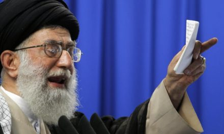 Iran's Ayatollah states Trump is 'coarse' and also 'acts to be a bonehead'