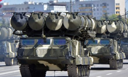 Russian Missiles Alarm Israel, Stoking Hazard of Next Syria Crisis