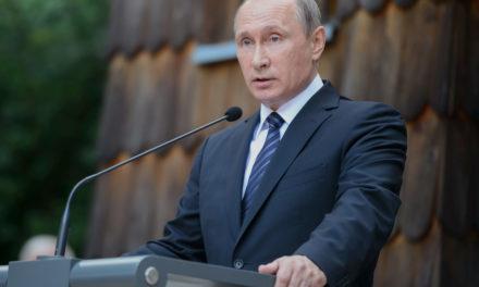Putin Senses Syria Victory Thatll Cement Assad, Confound U.S.