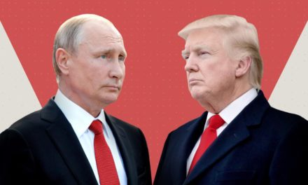 Trump as well as Putin are conference. What could perhaps fail?