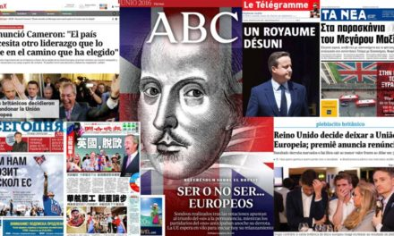Brexit: What the globe's papers claim – BBC News