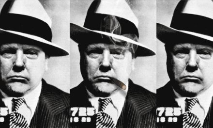 Trumps Defenders Cant Stop Comparing Him to Al Capone