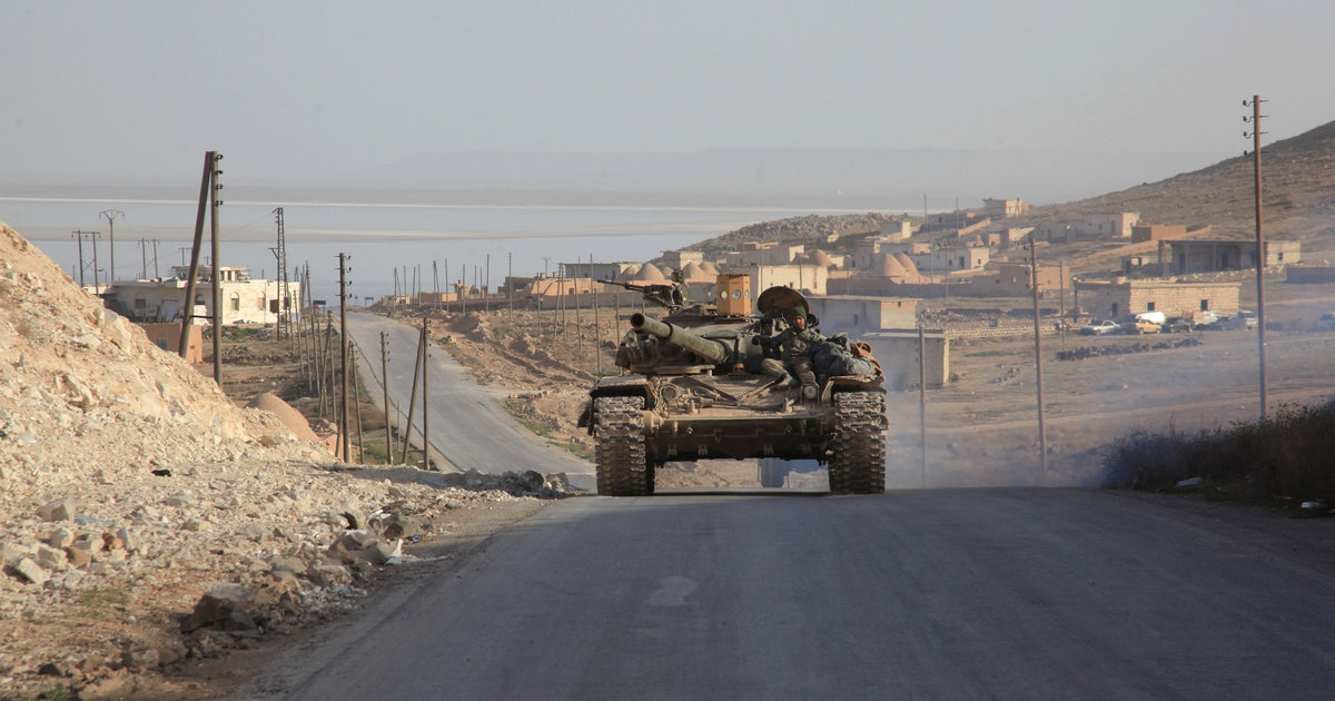Syria's Temporary Ceasefire Deal Comes Into Effect