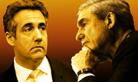 Cohen Could Help Mueller With Trump as well as Russiaif He Can Get His Story Straight