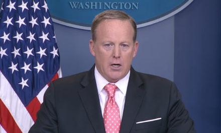 Sean Spicer attorneys up as Russia examination installs