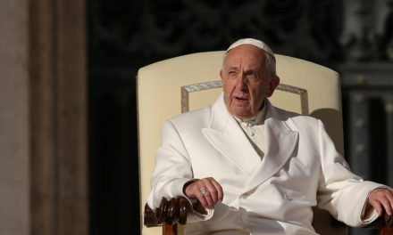 Pope Francis Condemns Spread Of Fake News As Evil