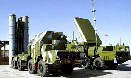 Iran gets very first component of rocket protection system from Russia, authorities claims|Fox News