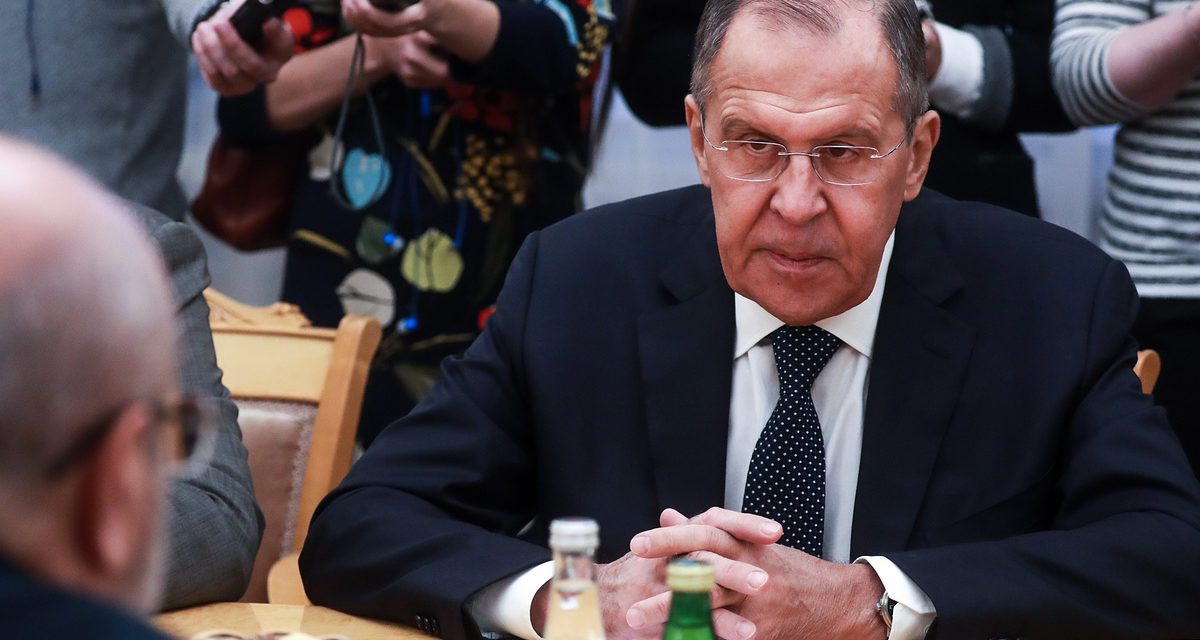 Lavrov informs OSCE about discrimination of Russian speakers in Ukraine, Baltic nations – TASS