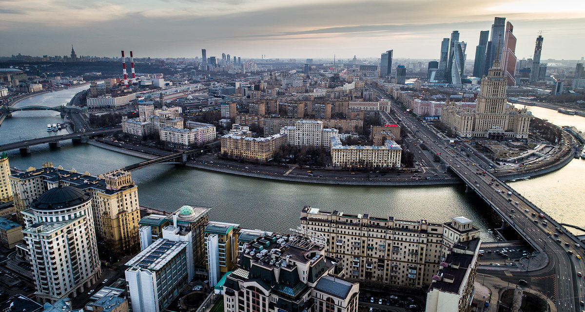 Moscow rankings 13 th amongst globe's costliest prime property – TASS