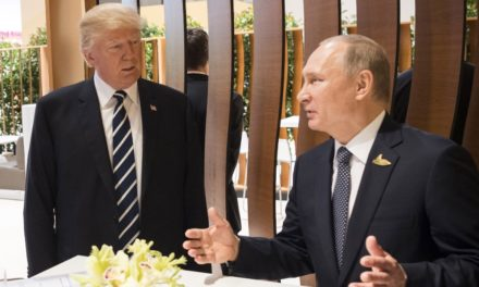 Trump, Putin completely satisfied for almost a hr in 2nd G20conference