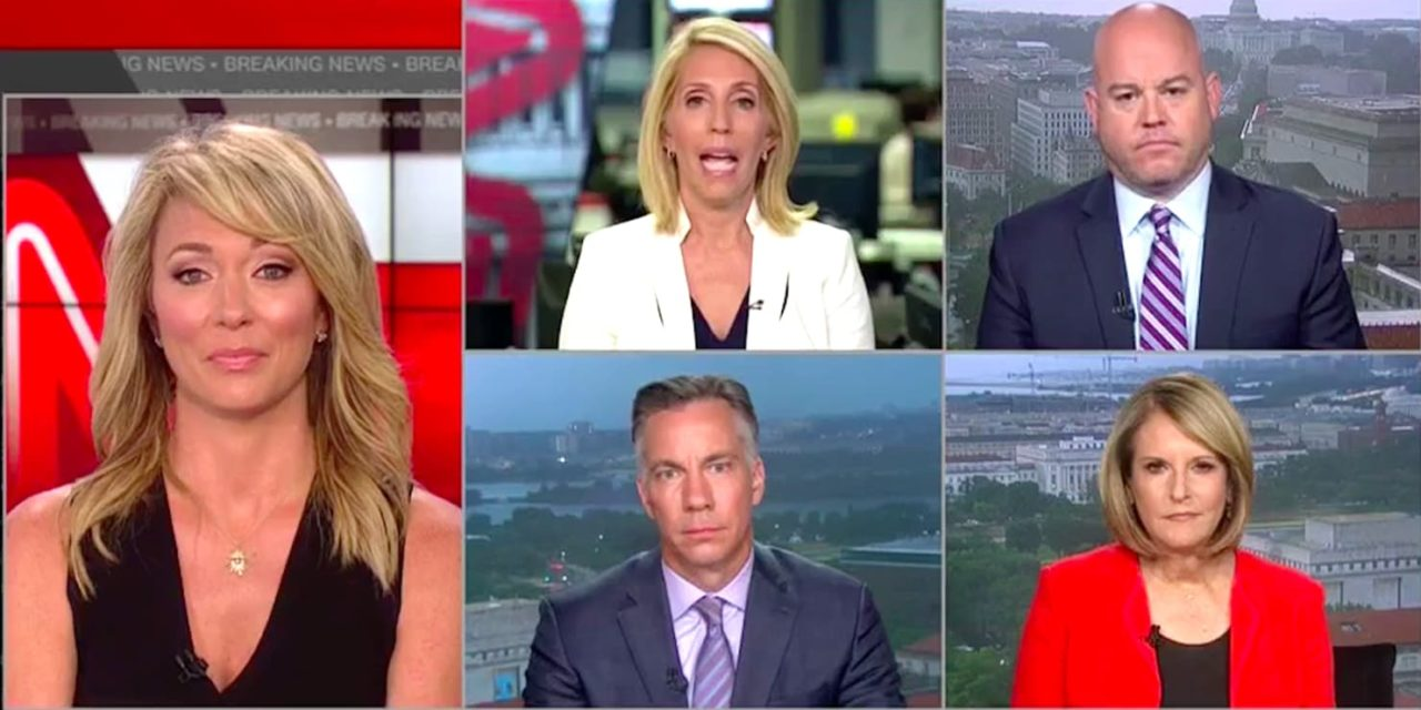 CNN Dismantles Trumps Absurd Double-NegativeDefense: Phases for Being Creative