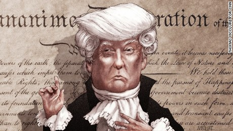 Historian: What would certainly Founding Fathers think about Donald Trump