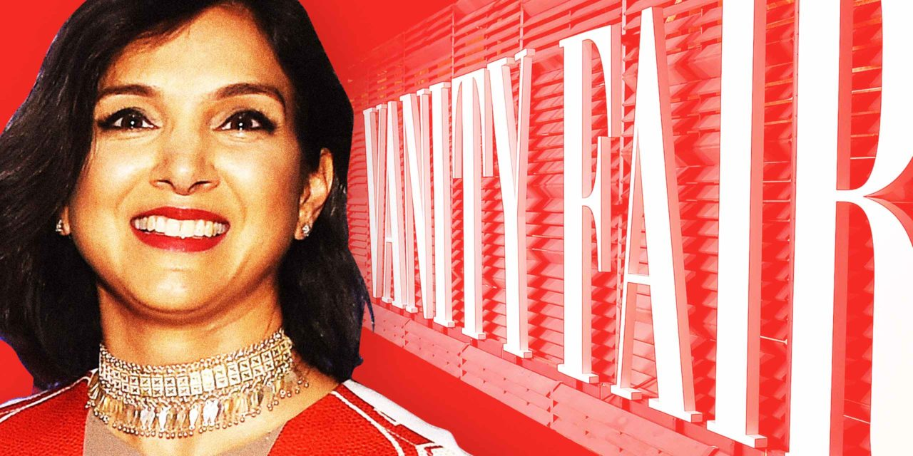 Panic as Radhika Jones, Vanity Fairs New Editor, Takes the Helm