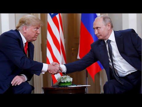 Trump, Putin To Have Lunch In Paris