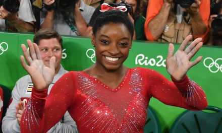 Simone Biles Continues Her World Domination, Wins Third Gold Medal
