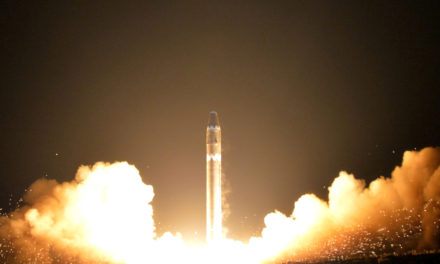 United States Sanctions 2 North Korean Officials Over Missile Program