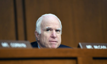 Sen. John McCain To Return For Critical Health Care Vote