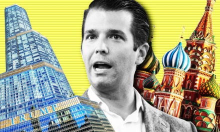 Is Donald TrumpJr s Meeting the First Hard Evidence of Collusion With Russia?