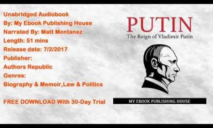 Putin The Reign of Vladimir Putin: An Unauthorized Biography Audiobook by My Ebook Publishing House