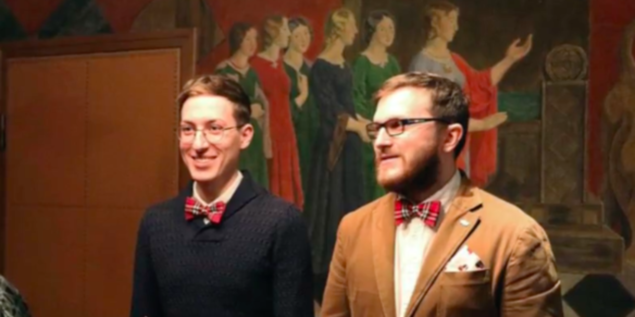 Gay Couple Claims Russia Accidentally Recognized Their Marriage