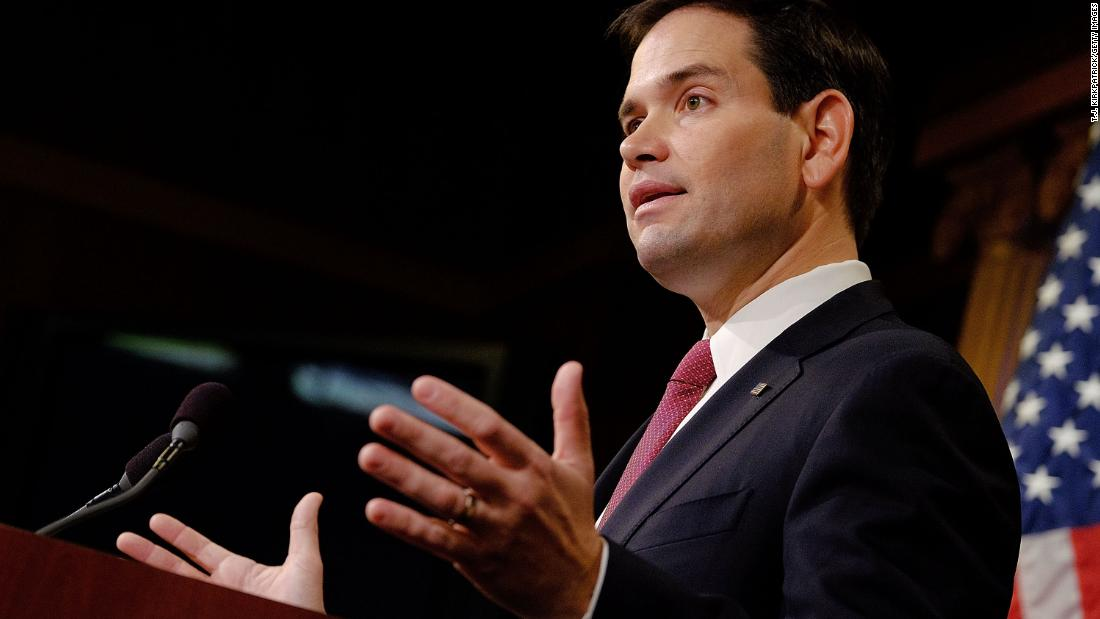 Rubio: Trump ought to be 'clear-eyed' regarding that Putin is