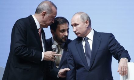 Putin and also Erdogan mark crucial stage in gas pipe – WSFA