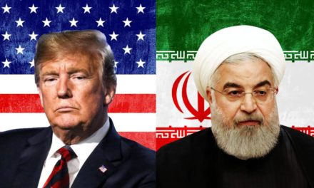 Trump's Iran deal is simply extra 'everything about me' diplomacy