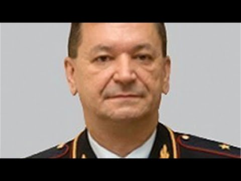 Frontrunner For Head Of Interpol Is Russian With Kremlin Connections