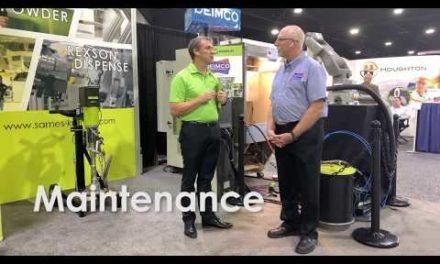 InoBell Success with Deimco Fabtech 2018|SAMES KREMLIN