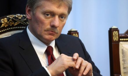 Kremlin turns down insurance claims of Russian meddling as 'hysteria'