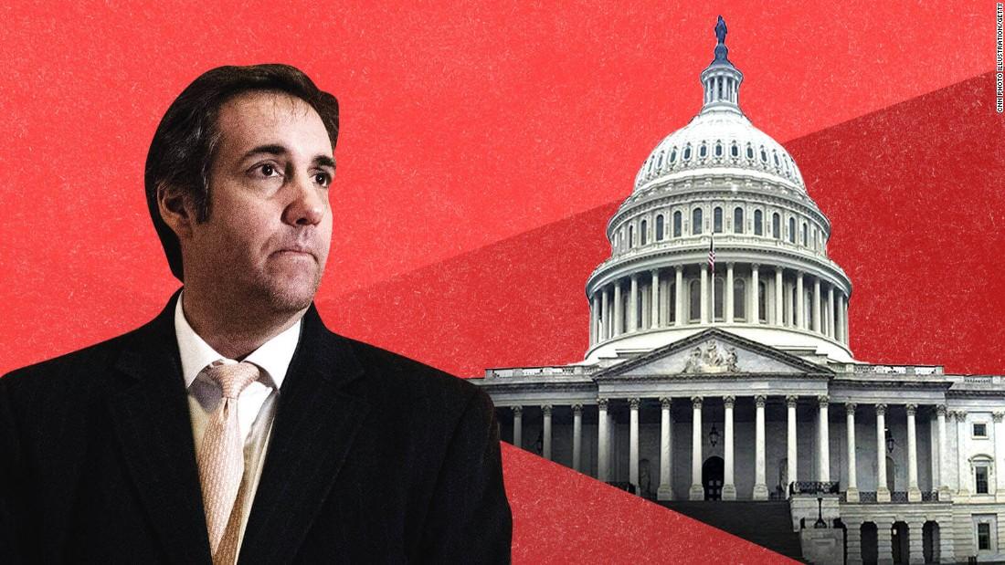Cohen legal representative rebuts Russia dossier allegations