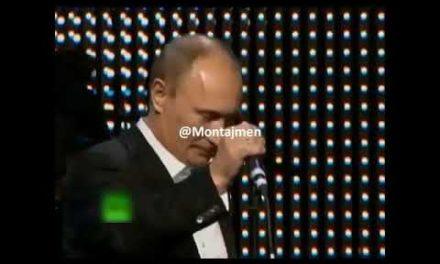 Putin – nikahına beni çağır sevdiğim