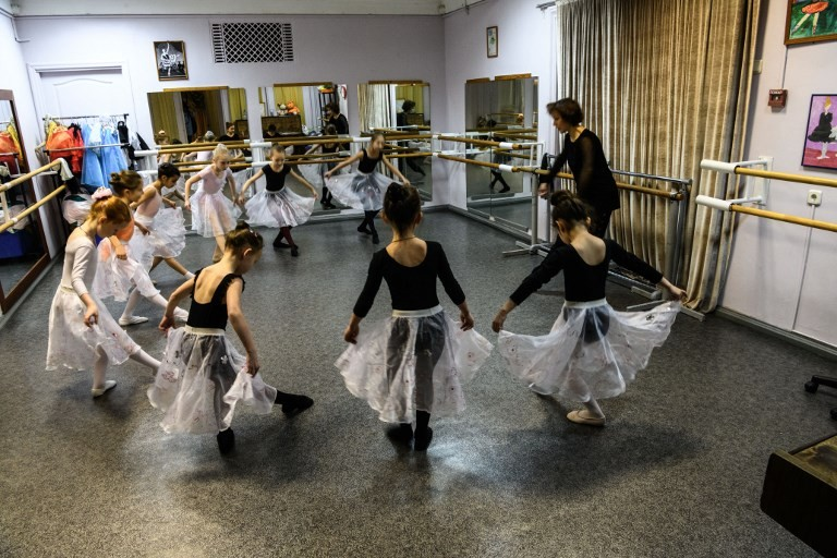 Moscow' s ballet workshops: Where occupations fly – Jakarta Post
