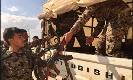 United States allies in Syria make handle Moscow as well as Damascus