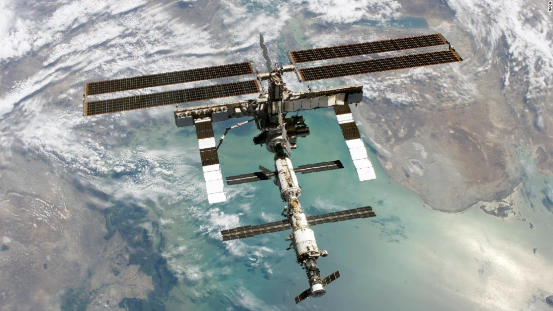 Space: Another frontier for the United States-Russiancompetition