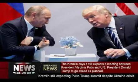 Kremlin still anticipating Putin-Trumptop regardless of Ukraine dilemma