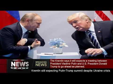 Kremlin still anticipating Putin-Trumptop regardless of Ukraine dilemma