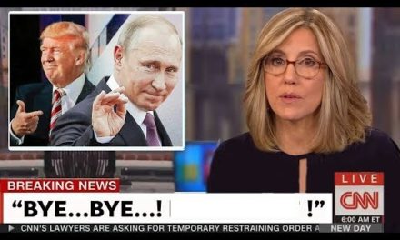 CNN's Alisyn Camerota crushes Trump's insaneness AFTER Putin Continue has These Aggressive Moves'