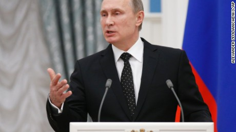 Putin: Turkey will certainly be sorry for warplane downing 'for a long period of time'