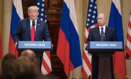 Foreign envoys accuse Trump-Putin acme of perfection after this fashion 'baneful' absolute 'afflictive'