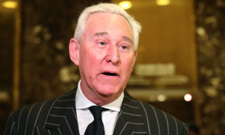 Roger Stone Says His Dialogue With DNC Hackers Was 'Completely Innocuous'