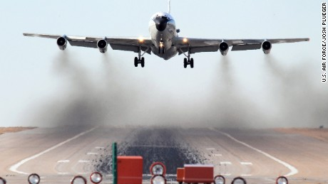 United States to fly 'radiation sniffer' aircraft off Korean Peninsula