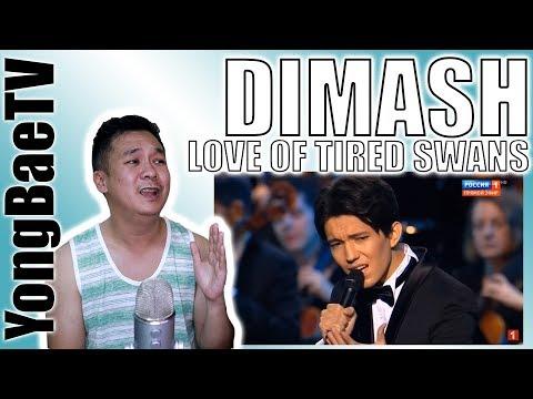 Dimash – The Love of TiredSwans Kremlin|Reaction|YongBaeTV