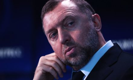 Deripaska Goes From Famous Russian Billionaire to Global Outcast in Just Three Days